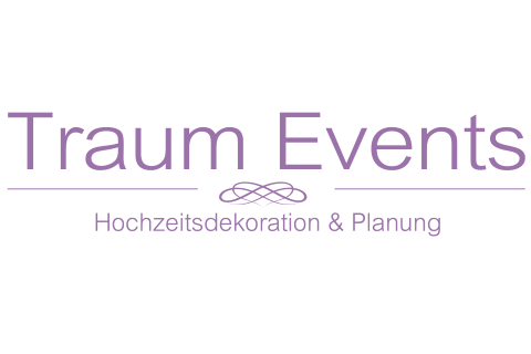 Logo Traum Events, Weddingplaner Bodensee
