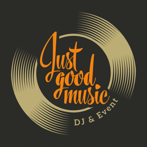 Logo Just Good Music, Musik · DJ's · Bands Bodensee