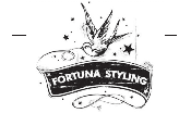 Logo Fortuna Styling, Beauty & Brautstyling Bodensee