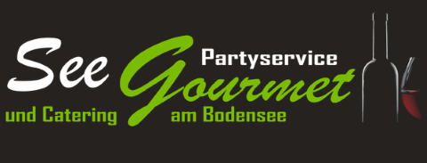 Logo von See Gourmet - Partyservice & Catering, Catering · Partyservice Bodensee