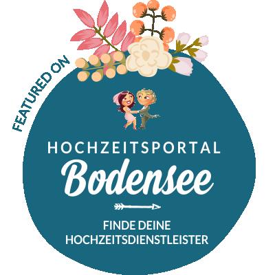 Featured auf Hochzeit & Heiraten am Bodensee, Baden-Württemberg